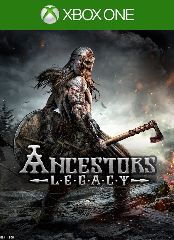 ✅ Ancestors Legacy Ashes XBOX ONE KEY / Digital cod 🔑