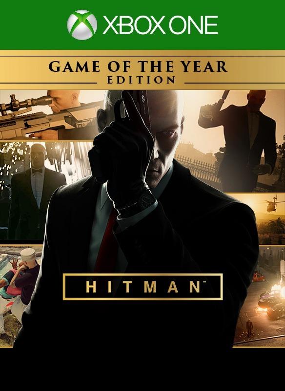 ✅ HITMAN: издание «Игра года» XBOX ONE Ключ 🔑