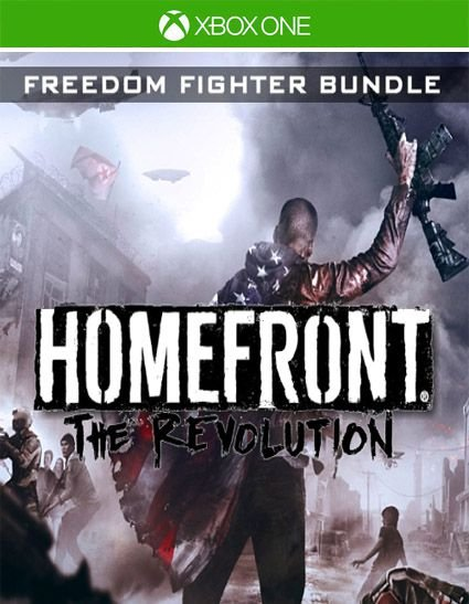 ✅ Homefront: The Revolution Freedom Fighter Bundle XBOX