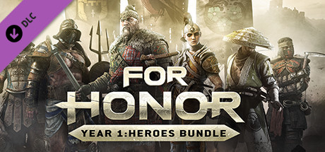 For Honor - Season Pass / Year 1 Heroes Bundle Steam RU