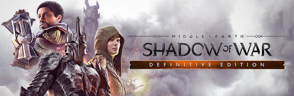 Middle-earth: Shadow of War Definitive Edition Steam RU