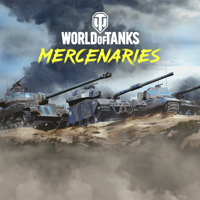 ✅ World of Tanks - Operation Cold Steel Mega XBOX KEY🔑