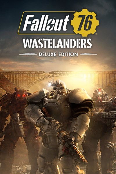 ✅ Fallout 76: Wastelanders Deluxe XBOX ONE Ключ 🔑