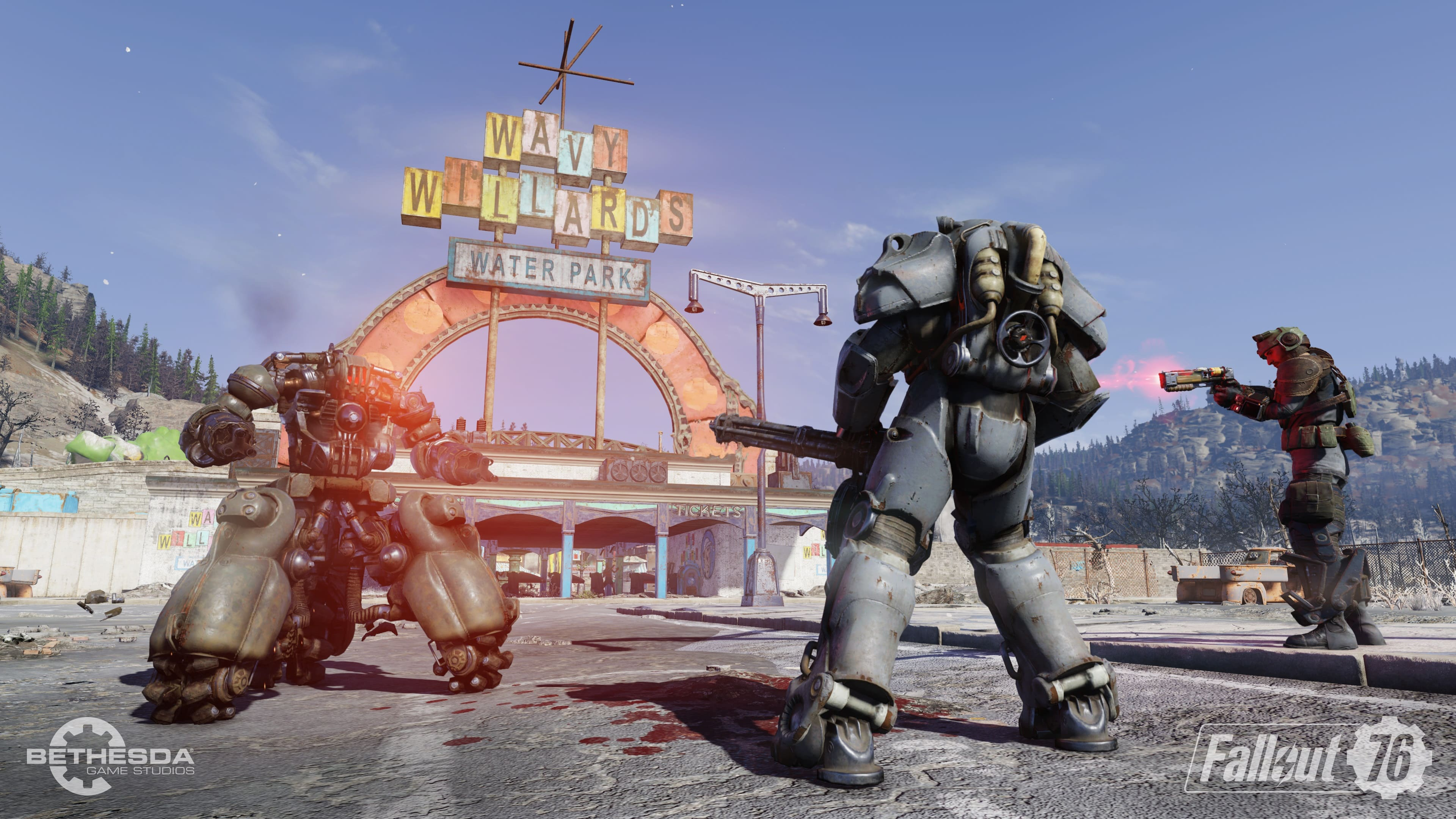 ✅ Fallout 76: Wastelanders Deluxe XBOX ONE Key 🔑