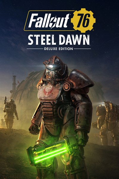 ✅ Fallout 76: Steel Dawn Deluxe Edition XBOX ONE Ключ🔑