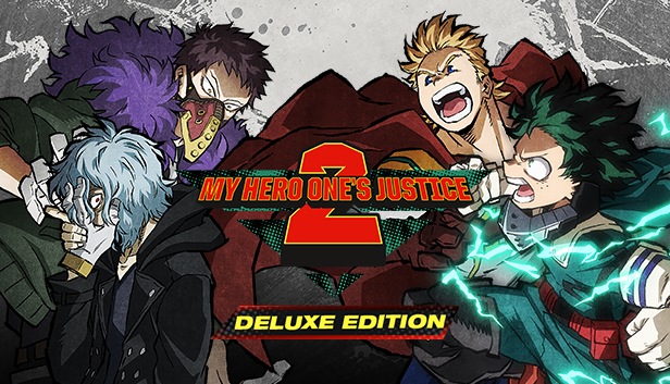 MY HERO ONE'S JUSTICE 2 DELUXE (Steam Gift Россия) 🔥