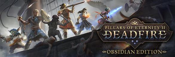 Pillars of Eternity II: Deadfire Obsidian (Steam RU) 🔥