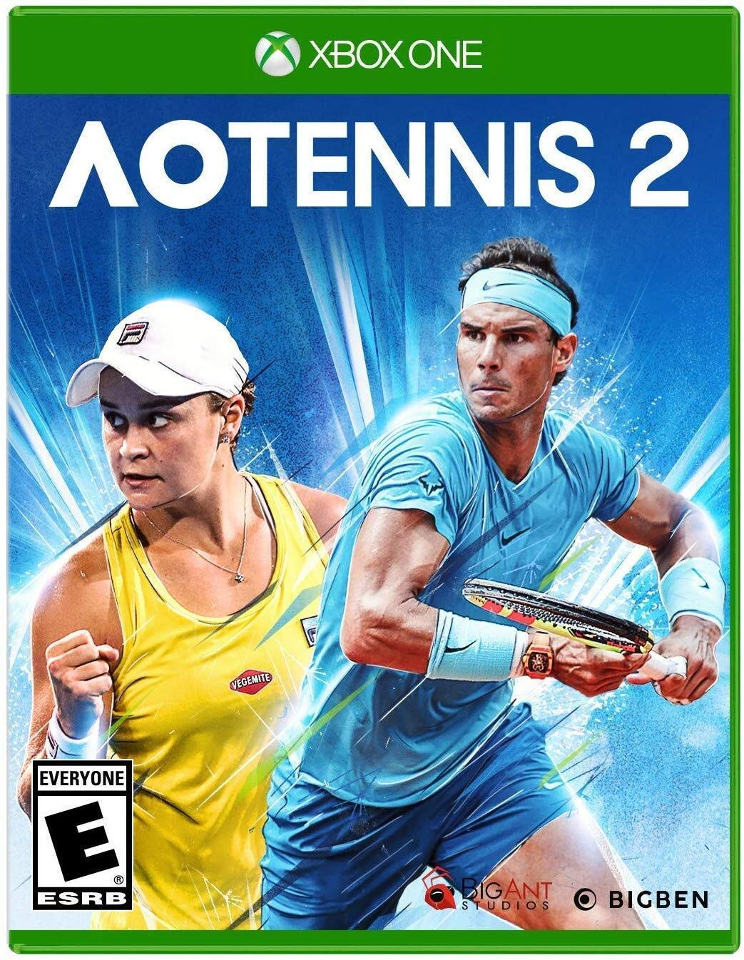 ✅ AO Tennis 2 XBOX ONE KEY 🏸 Digital code 🔑