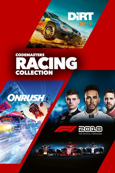 ✅ Codemasters Racing Collection XBOX ONE KEY 🔑