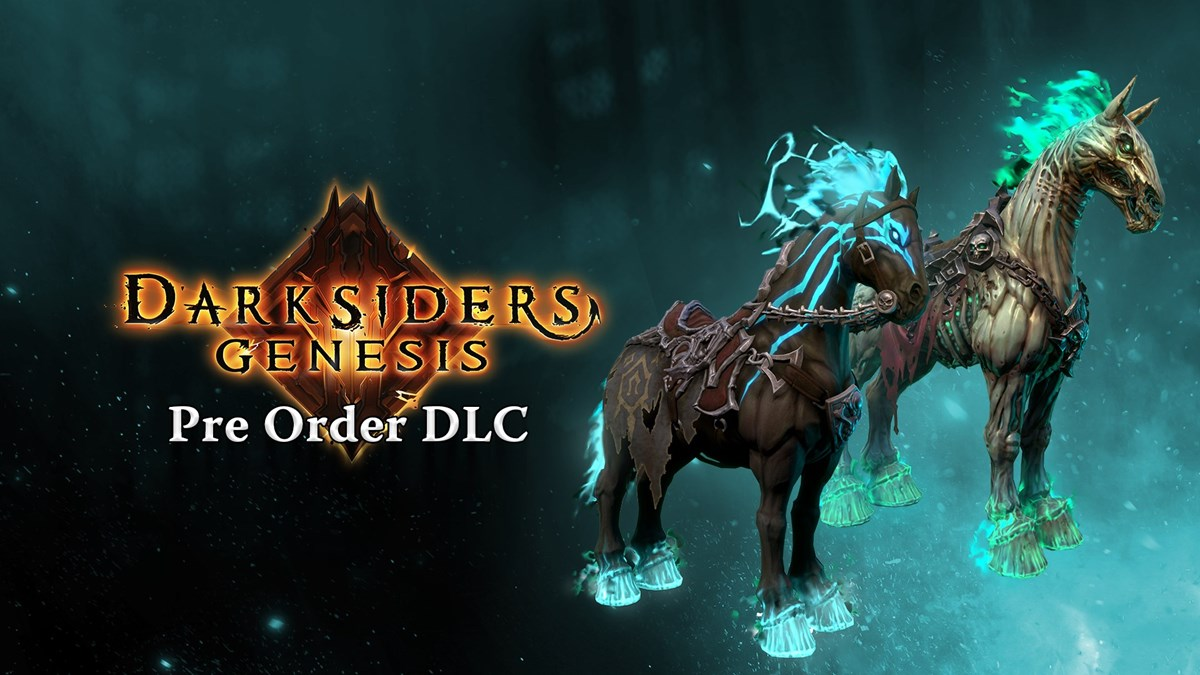 ✅ Darksiders Genesis Pre Order Bundle XBOX ONE KEY 🔑