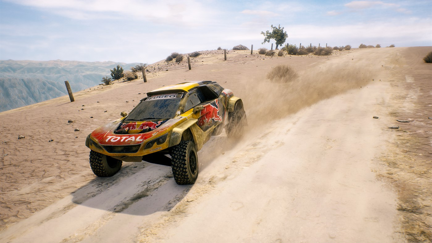 ✅ DAKAR 18 🏁 XBOX ONE KEY / Digital code 🔑