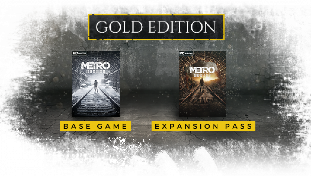 Metro Exodus - Gold Edition (Steam Gift RU) 🔥 💥