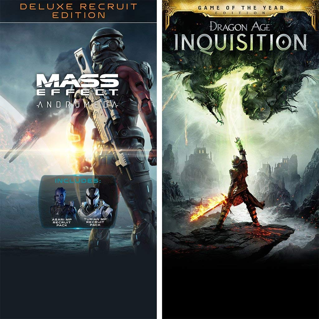 ✅ Dragon Age Inquisition GOTY + Andromeda DELUXE XBOX🔑