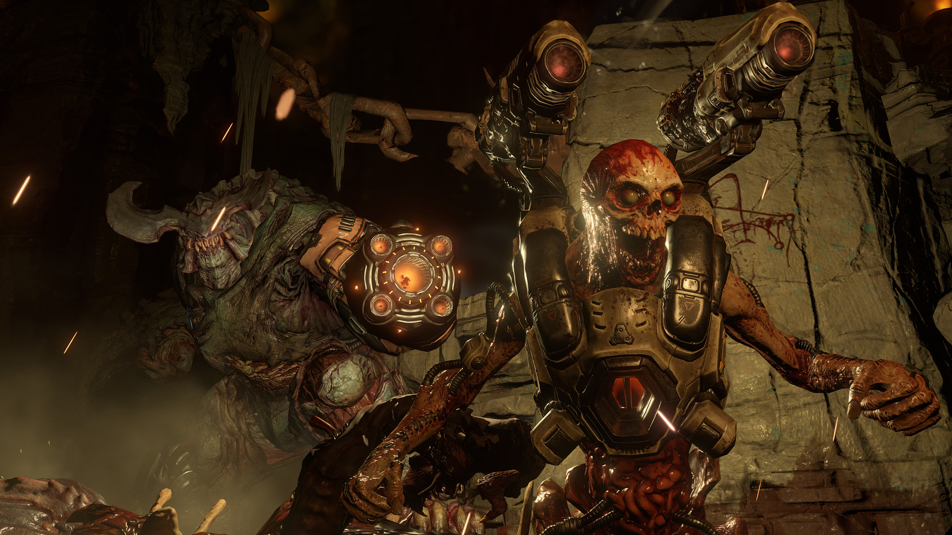 ✅ DOOM 2016 👿 XBOX ONE Key 🔑