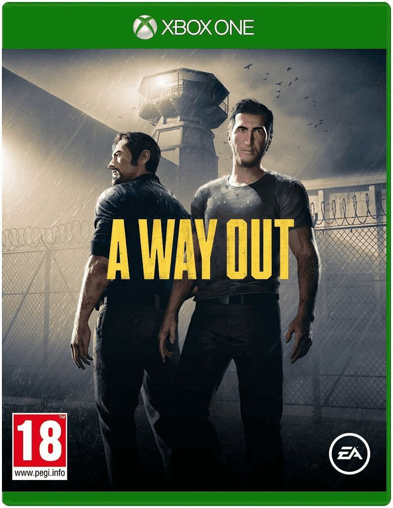 ✅ A Way Out XBOX ONE Key 🔑🏅