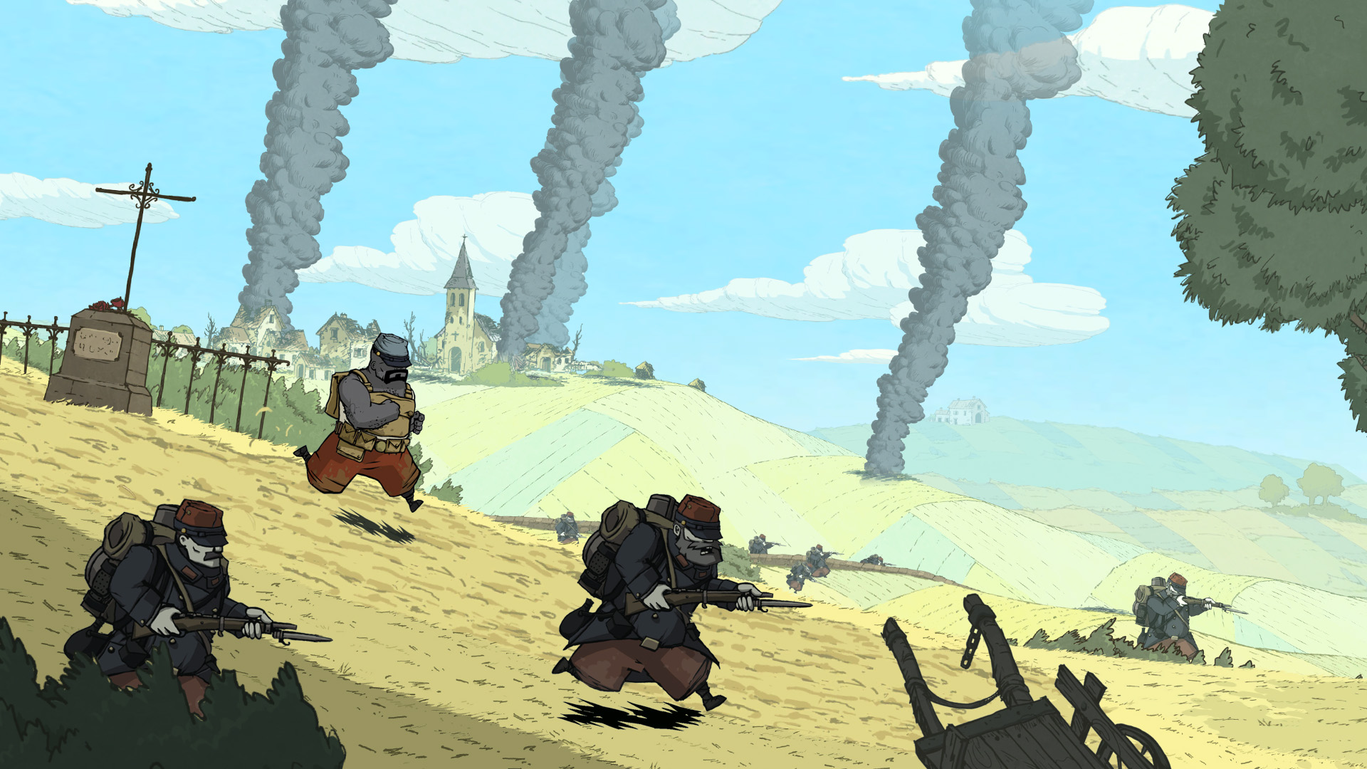 ✅ Valiant Hearts: The Great War XBOX ONE Key 🔑