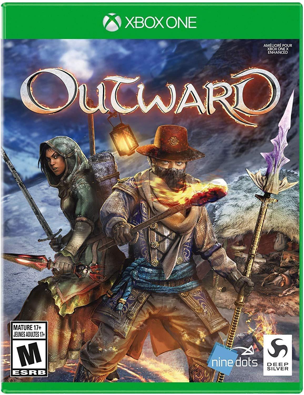 ✅ Outward XBOX ONE Цифровой ключ 🔑