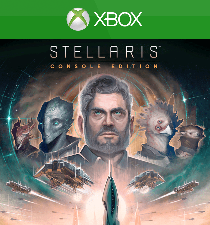 ✅ Stellaris: Console Edition - Deluxe XBOX ONE Key 🔑
