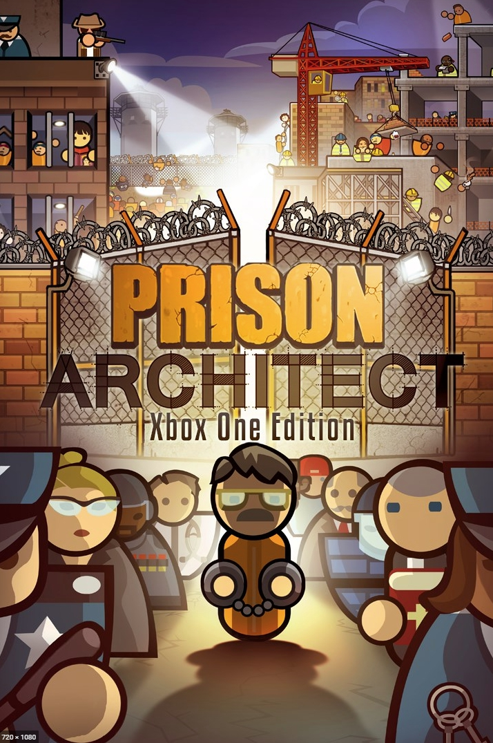 ✅ Prison Architect: Xbox One Edition XBOX ONE Key 🔑