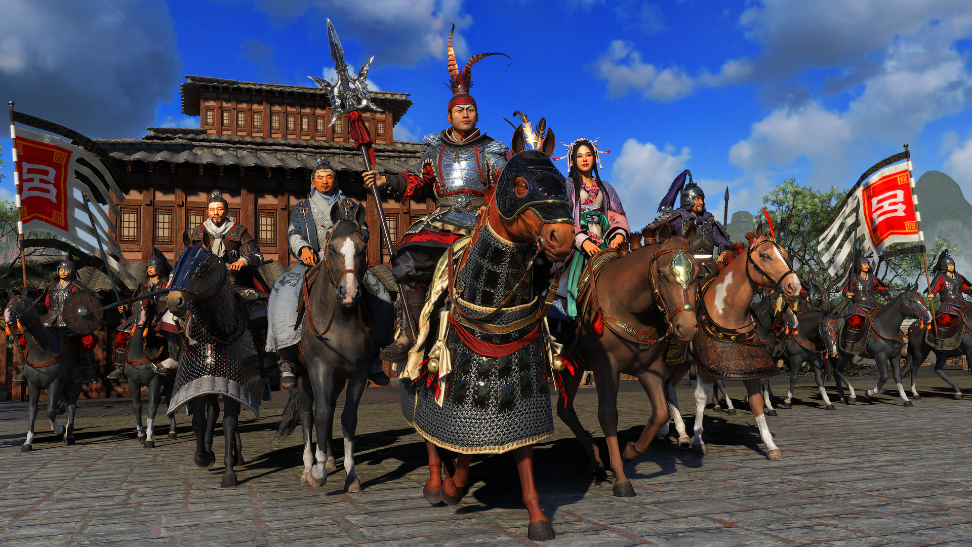 Total War: THREE KINGDOMS - A World Betrayed (Steam RU)