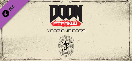 DOOM Eternal: Year One Pass DLC (Steam RU) 🔥