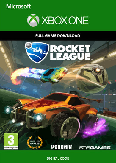 ✅ Rocket league XBOX ONE Цифровой ключ 🔑