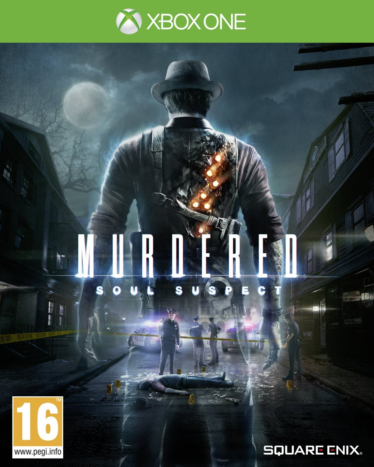 ✅ Murdered: Soul Suspect XBOX ONE Digital Key 🔑