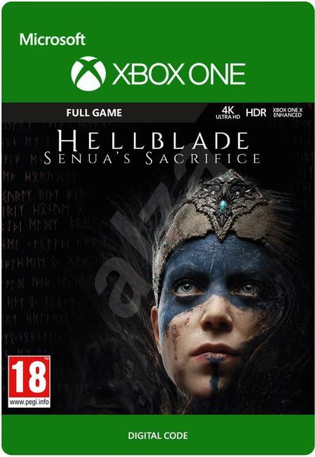 ✅ Hellblade: Senua's Sacrifice XBOX ONE ключ 🔑