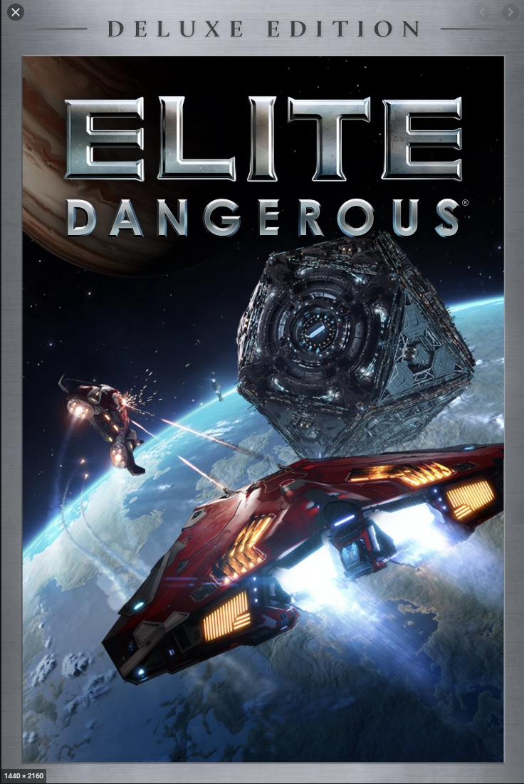✅ Elite Dangerous: Deluxe Edition XBOX ONE ключ 🔑