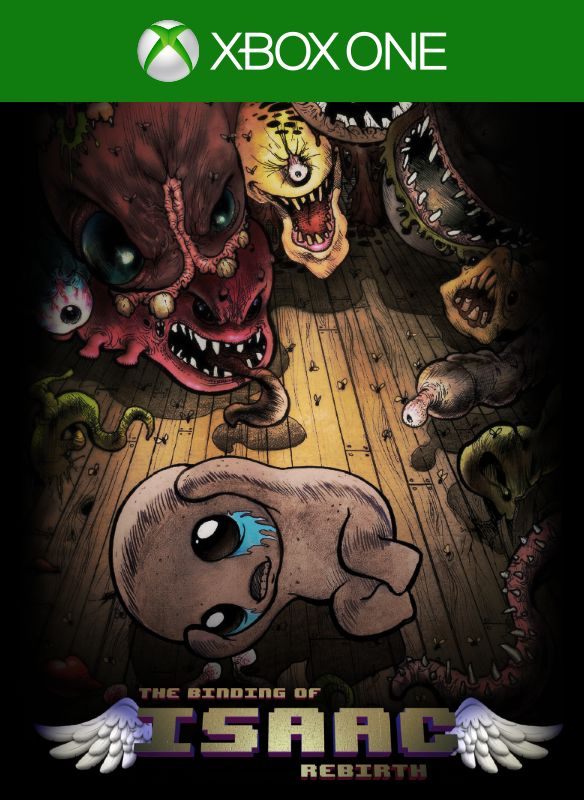 ✅ The Binding of Isaac: Rebirth XBOX ONE Key 🔑