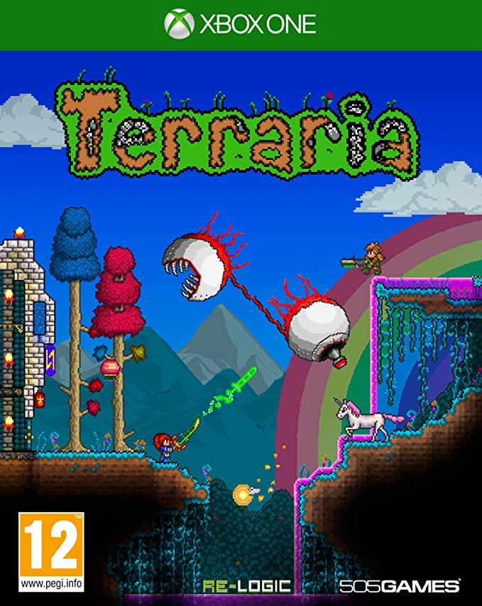 ✅ Terraria XBOX ONE Цифровой ключ 🔑