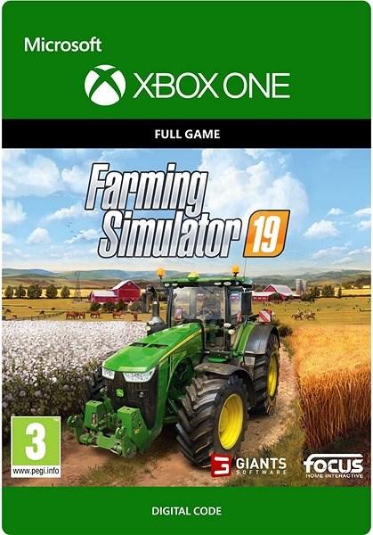 ✅ Farming Simulator 19 🚜 XBOX ONE Цифровой ключ 🔑