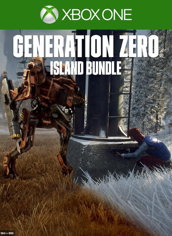 ✅ Generation Zero - Island Bundle XBOX ONE ключ 🔑