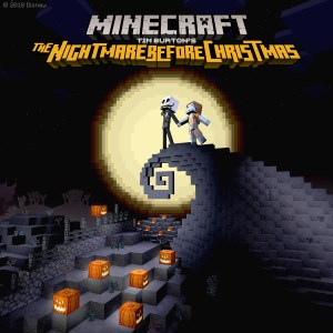 ✅ Minecraft The Nightmare Before Christ XBOX ONE Key 🔑