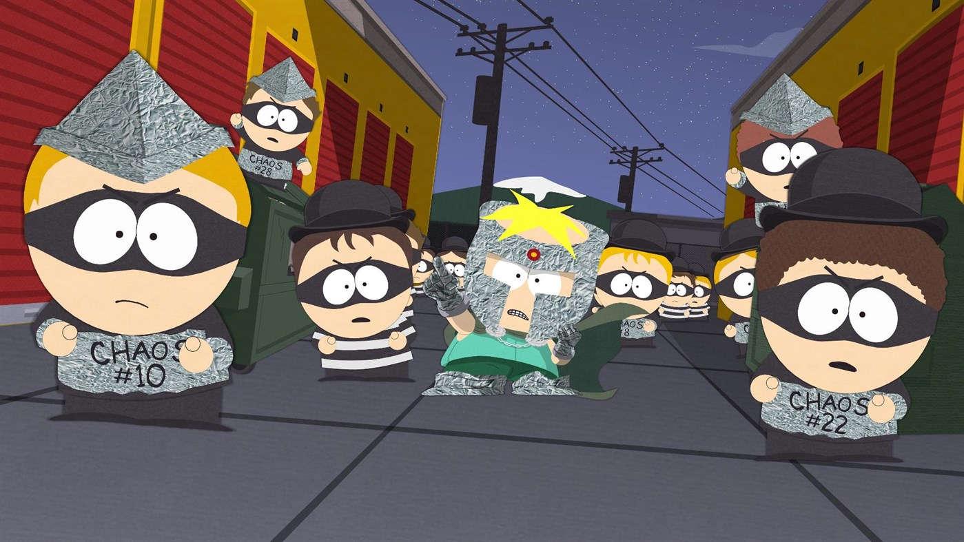 ✅ South Park: The Fractured but Whole Gold XBOX Key 🔑