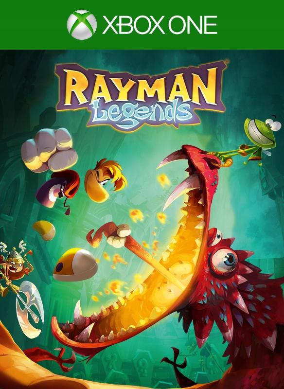 ✅ Rayman Legends XBOX ONE Ключ / Цифровой код 🔑