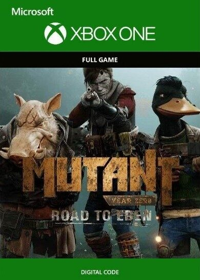 ✅ Mutant Year Zero: Road to Eden XBOX ONE ключ 🔑