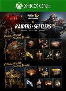 ✅ Fallout 76: Raiders & Settlers Content Bundle XBOX 🔑