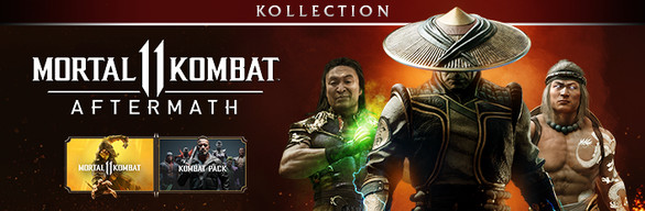 Mortal Kombat 11 Aftermath Kollection (Steam RU) 🔥
