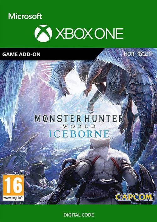 ✅ Monster Hunter World: Iceborne XBOX ONE Ключ 🔑