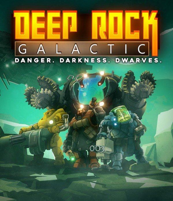 ✅ Deep Rock Galactic XBOX WIN 10 Ключ / Цифровой код 🔑