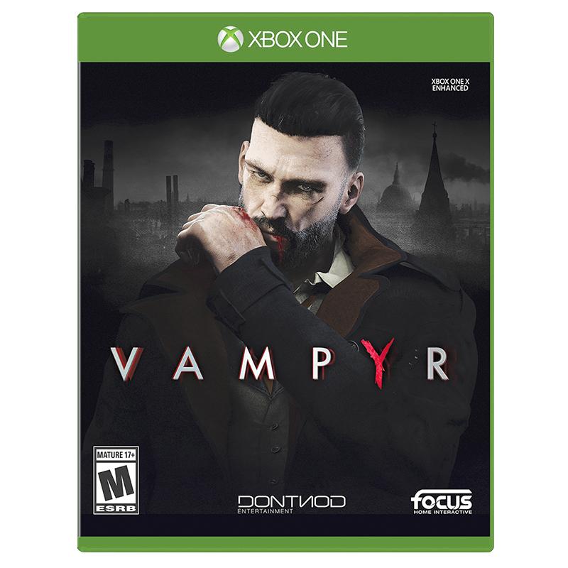 ✅ Vampyr XBOX ONE Ключ / Цифровой код 🔑