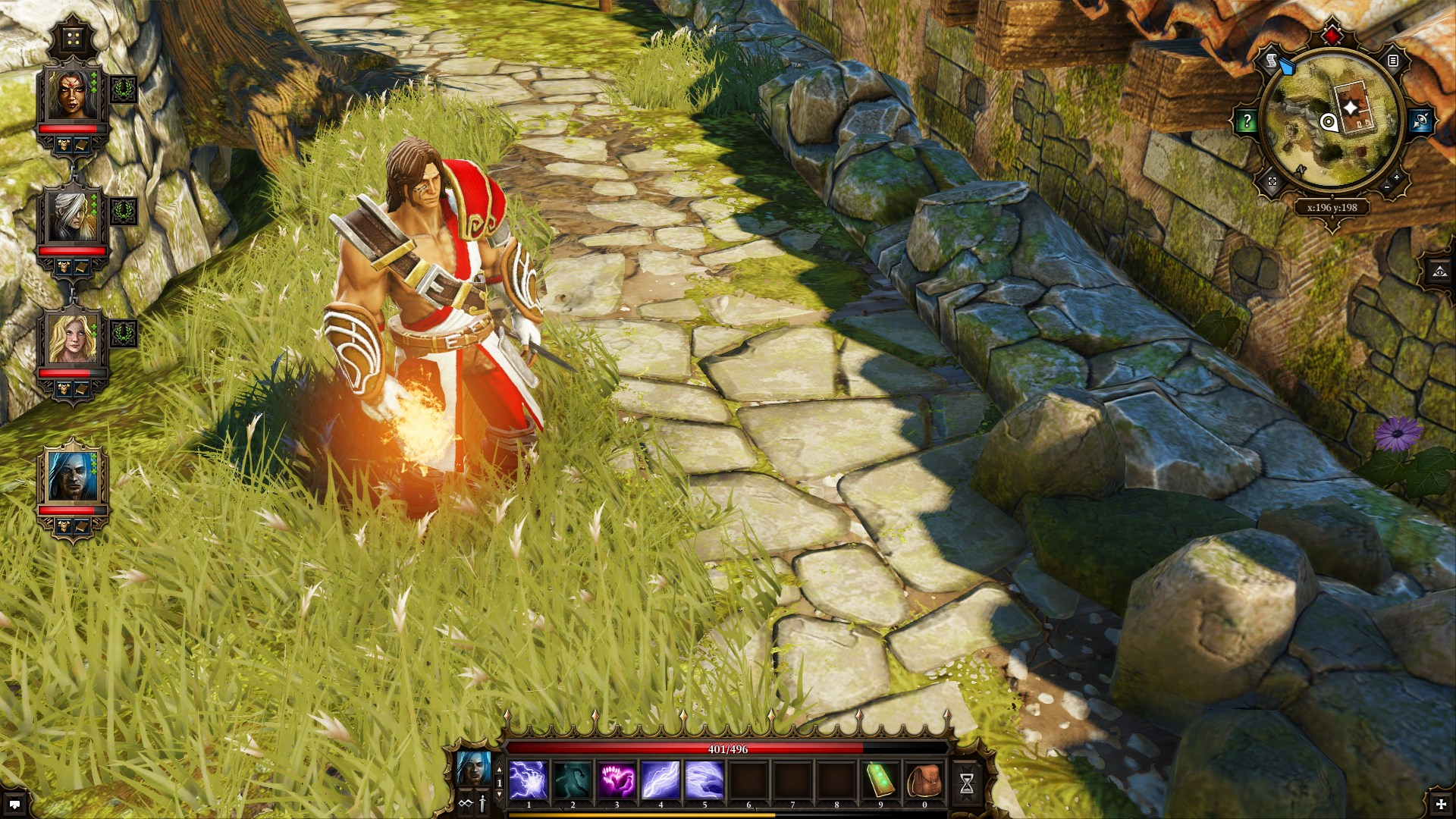 Divinity: Original Sin Enhanced Edition (Steam RU) 🔥
