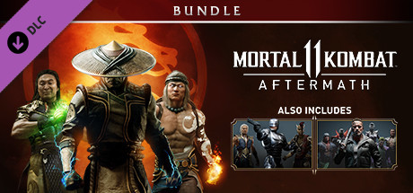 Mortal Kombat 11: Aftermath + Kombat Pack Bundle (Steam RU) 🔥