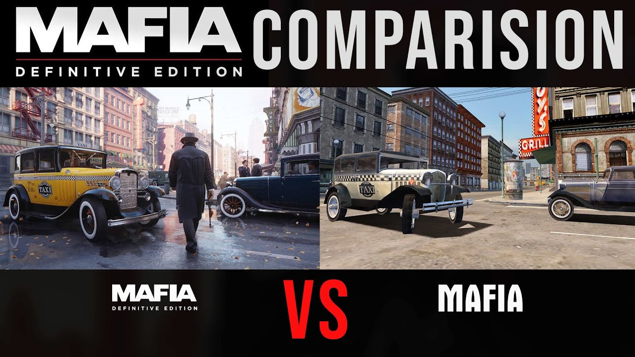 Mafia: Definitive Edition Pre-Oder (Steam RU) 🔥