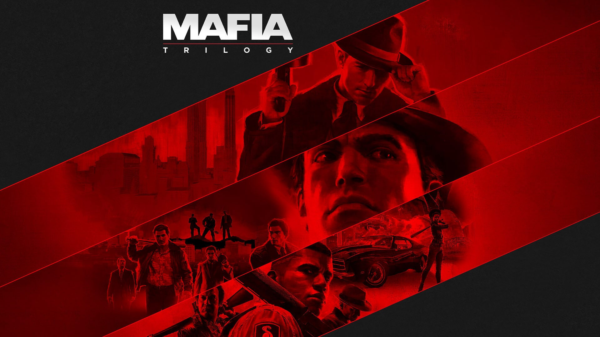 Mafia Trilogy (Steam Gift RUSSIA) 🔥