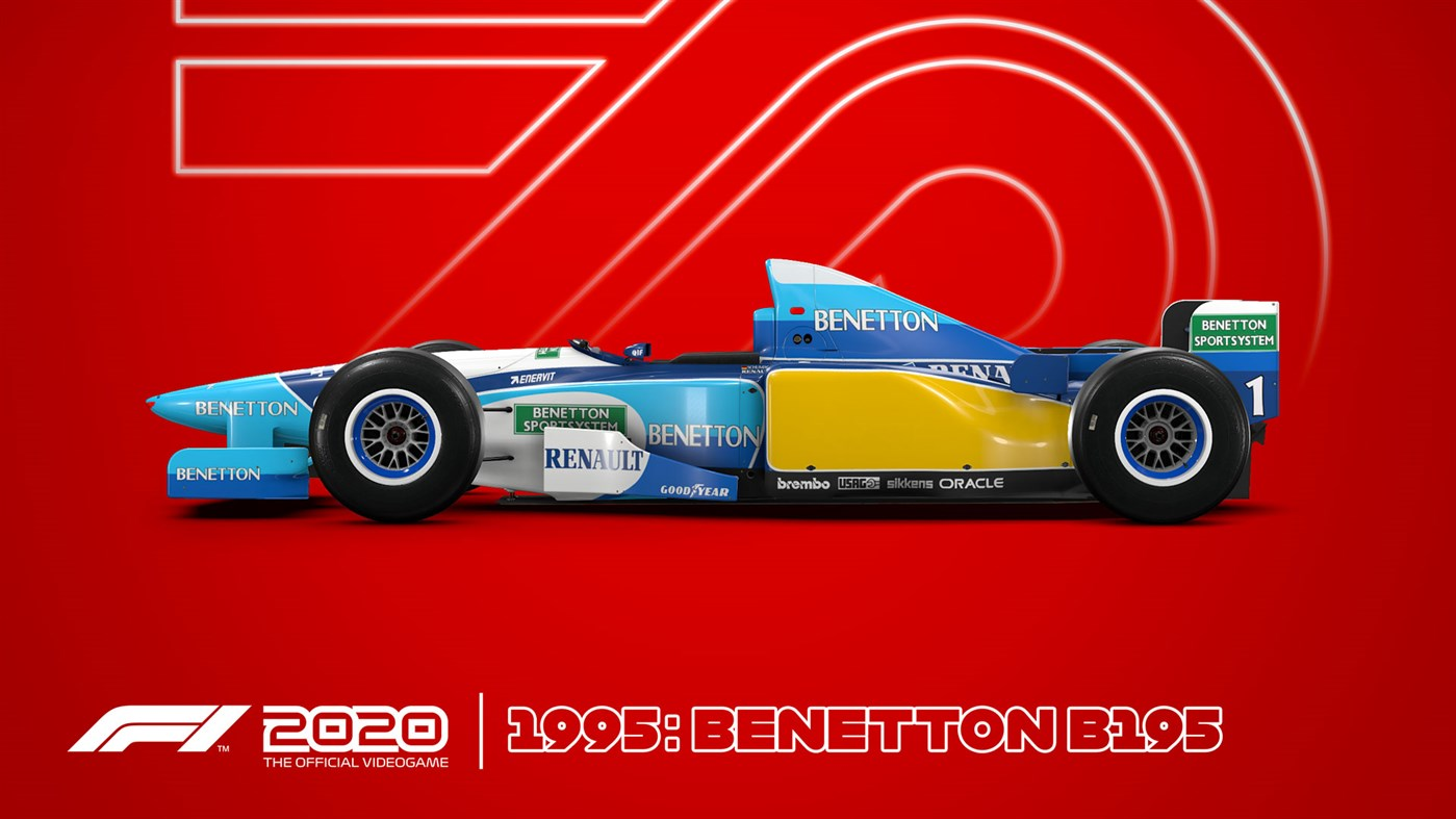 ✅ F1 2020 Deluxe Schumacher Edition XBOX ONE Key 🔑