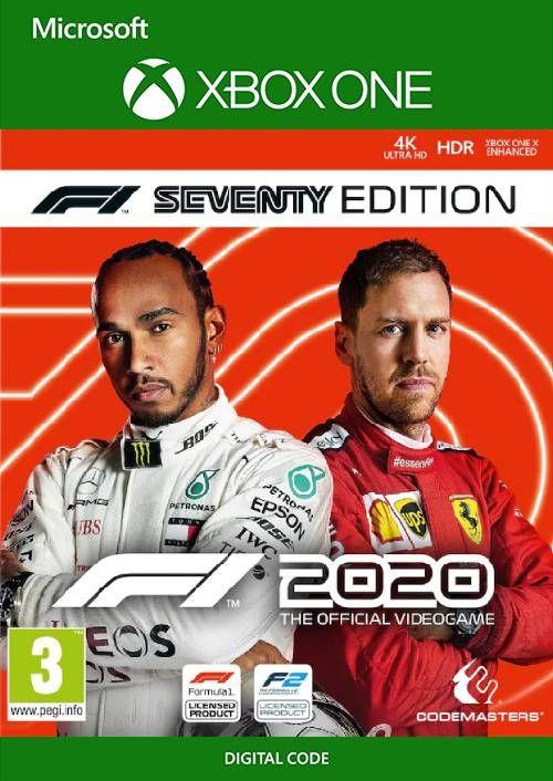 ✅ F1 2020 Seventy Edition XBOX ONE Цифровой Ключ 🔑