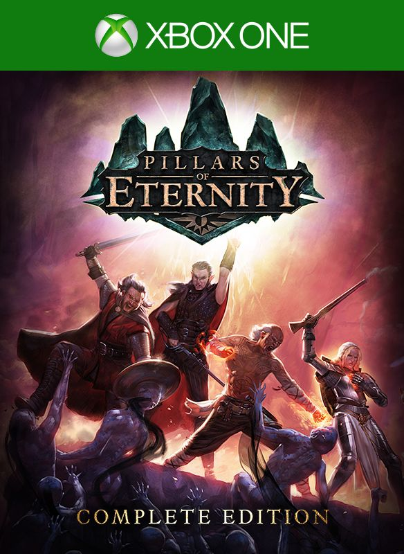 ✅ Pillars of Eternity: Complete Edition XBOX ONE Key 🔑