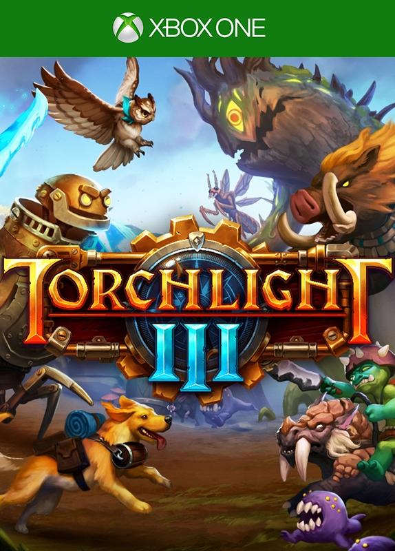 ✅ Torchlight III XBOX ONE SERIES X|S Цифровой Ключ 🔑